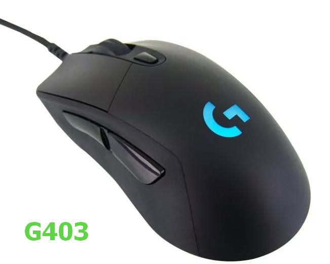 Logitech G403 Prodigy Mouse Driver v.2019.8.23709 Windows 7 / 8 / 8.1 / 10 32-64 bits