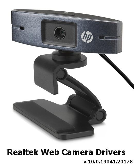 Realtek Web Camera Drivers v.10.0.19041.20178 Windows 10 32-64 bits