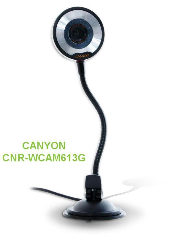 Canyon CNR-WCAM613G WebCam Drivers v.2.0 Windows XP / Vista / 7 32-64 bits