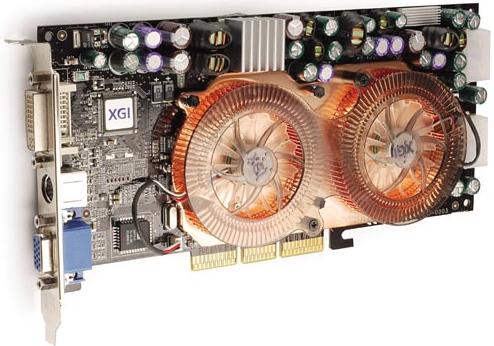 XGI Volari V8 Graphics Adapter Driver v.1.09.75/6.14.10.1090 Windows XP 32 bits