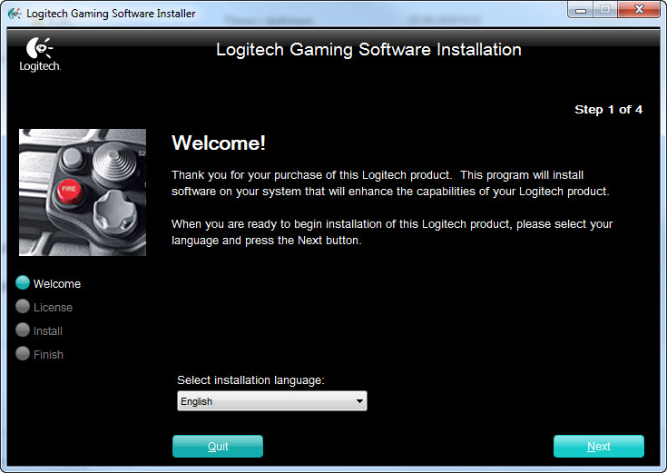 Getting Started - G25 Racing Wheel – Logitech Support ...