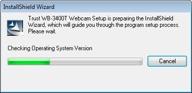 Webcam trust wb-3400t 640 x 480 resolución con micrófono cd.