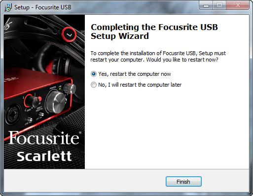 focusrite scarlett usb audio driver v download for windows. Black Bedroom Furniture Sets. Home Design Ideas