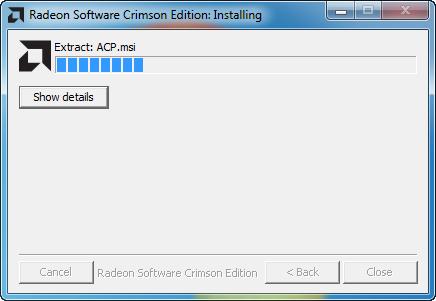 AMD Radeon Software Crimson Hotfix Driver v 16 1 1 download for