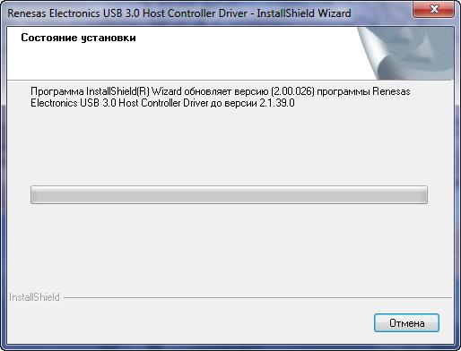 Renesas electronics usb 3. 0 host controller driver v. 2. 1. 39. 0 v.