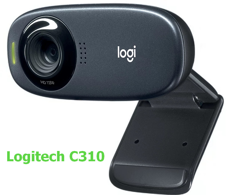 Logitech C310 Webcam Driver