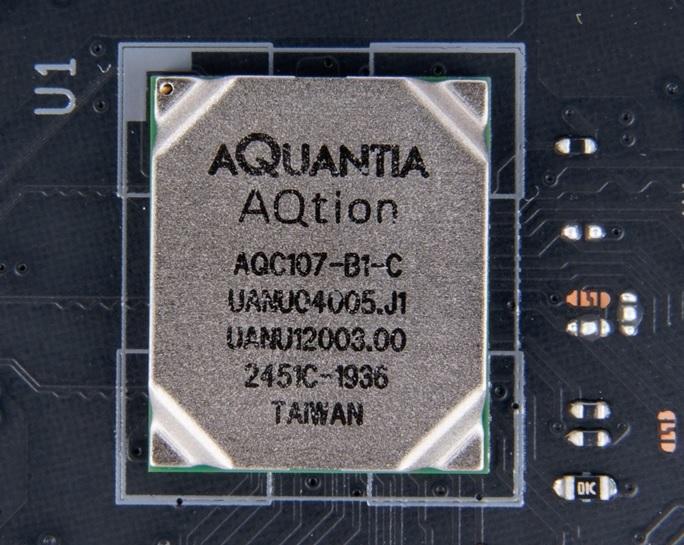 Aquantia AQtion Network Adapter