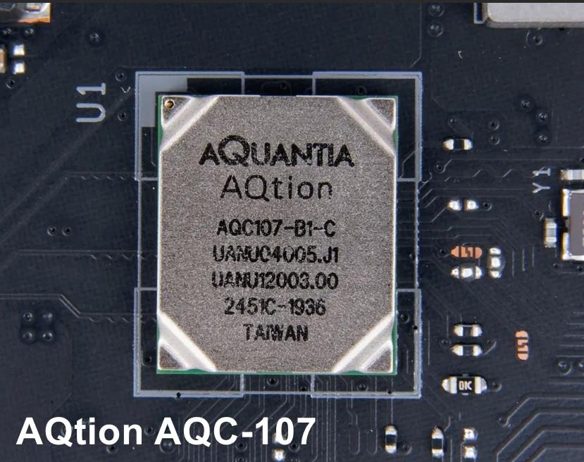 Marvell/Aquantia AQtion Network Adapter Drivers