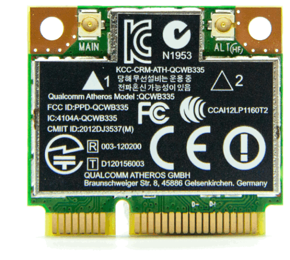 Qualcomm Atheros Wireless Driver for AR956x Series