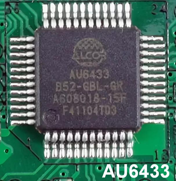 Alcor USB Storage CardReaders Drivers