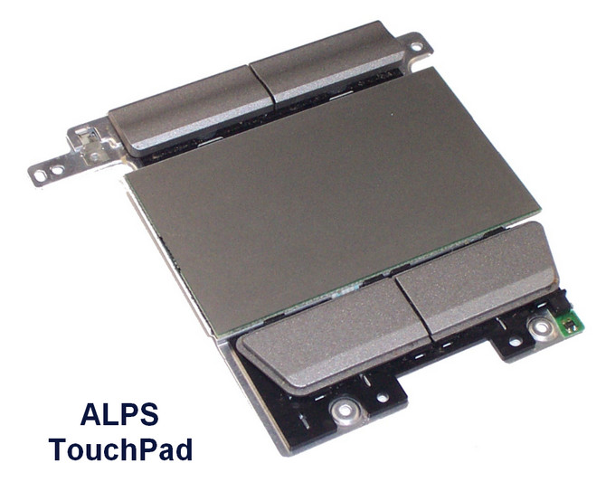 ALPS TouchPad Controllers Drivers for HP