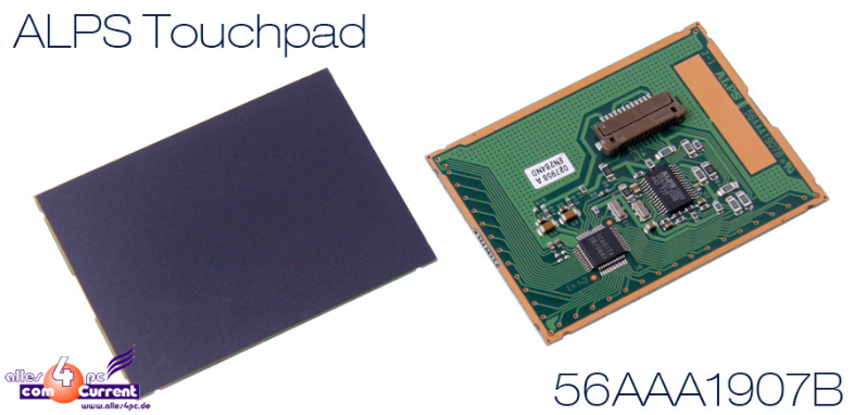 ALPS TouchPad Driver for Dell
