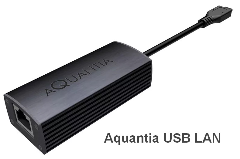 Aquantia USB 3.0/2.0 to 5G/2.5G Ethernet Adapter Drivers
