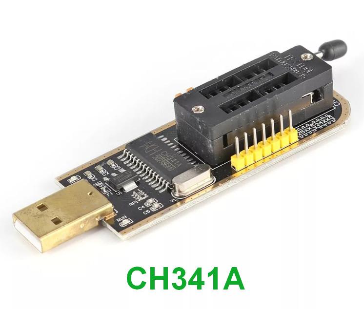 WinChipHead USB-SERIAL CH340/CH341 Driver