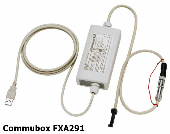 Endress+Hauser Commubox FXA291 CDI/USB Driver