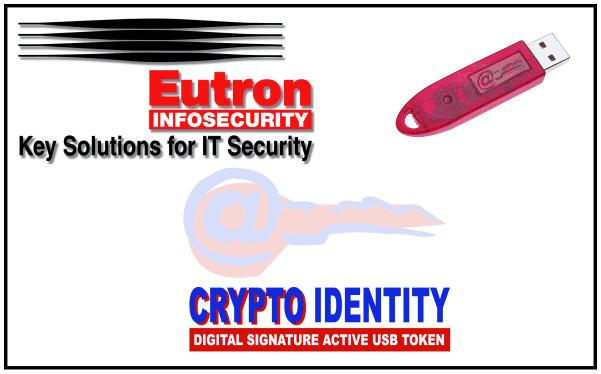 Eutron CryptoIdentity 5 Tokens Driver