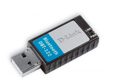 D-Link DBT-122 USB Bluetooth Adapter Driver