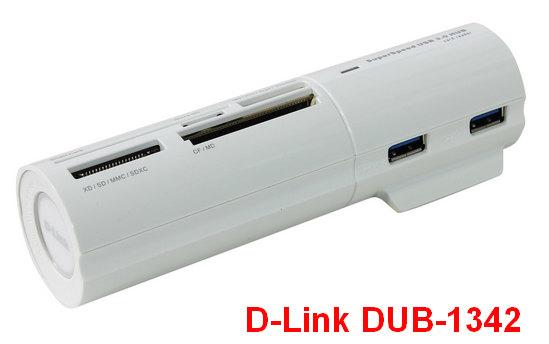 D-Link DUB-1342 Smartcard Reader Driver
