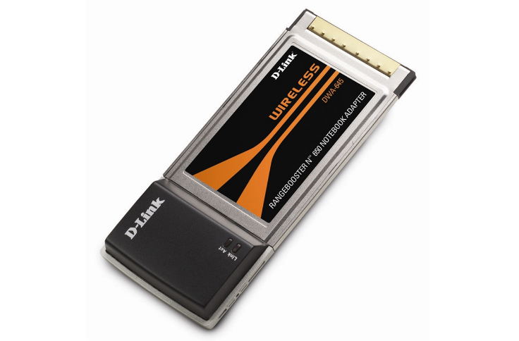 D-Link DWA-645 A1 A2 CardBus Wireless Adapter Driver