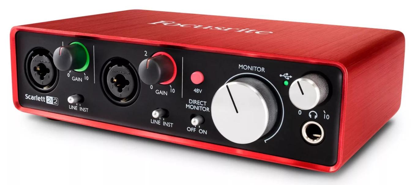 Focusrite USB 2.0 Audio Driver