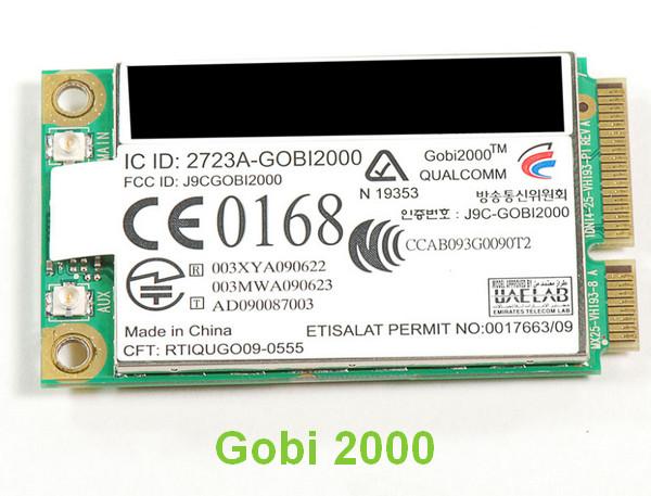 HP Gobi 2000 Wireless Modem Drivers