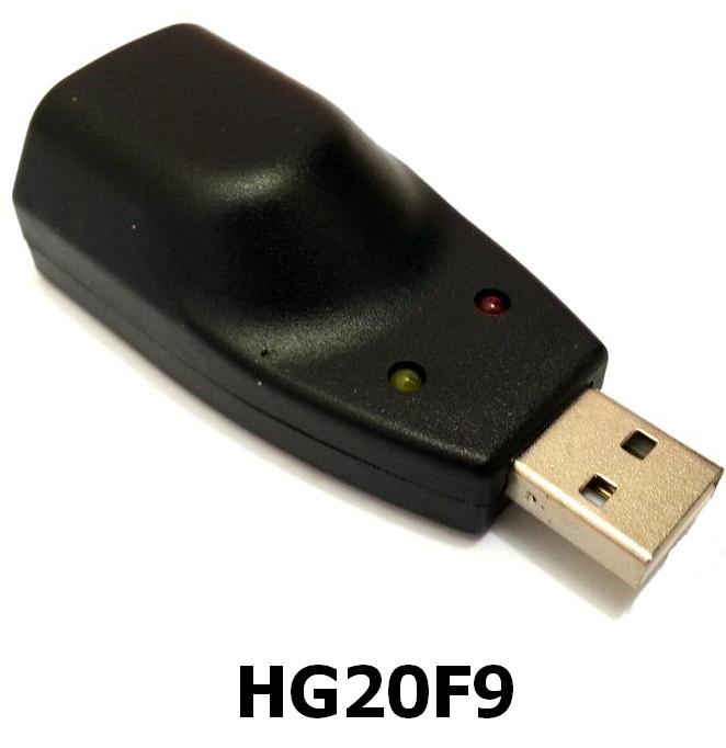 USBLINK HG20F9 USB2.0 Ethernet Adapter Driver
