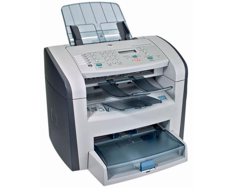 HP LaserJet m1319f