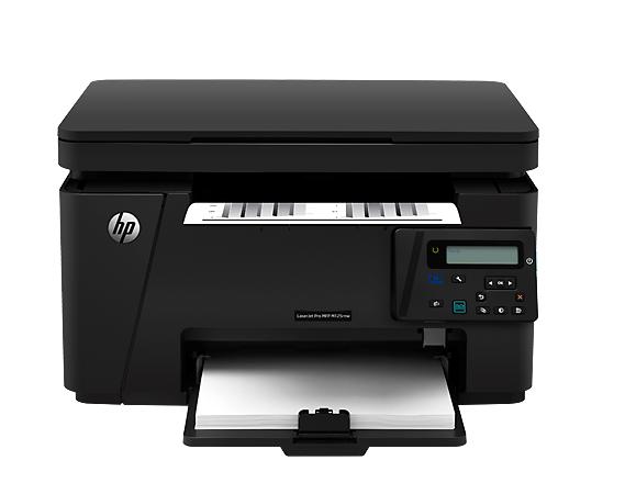 HP LaserJet Pro MFP M125/126