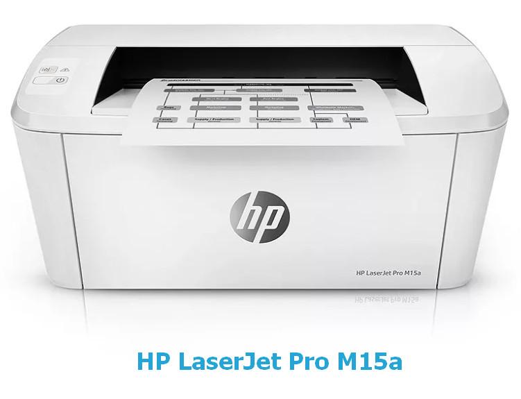 HP LaserJet Pro M14-M17 Series Printer Drivers