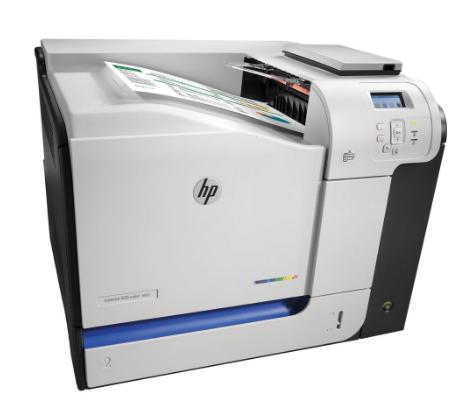 HP Laserjet 500 color m551