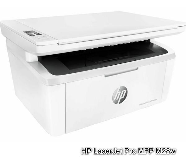 HP LaserJet Pro MFP M28w Printer Drivers