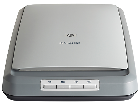 HP ScanJet 4370 Drivers