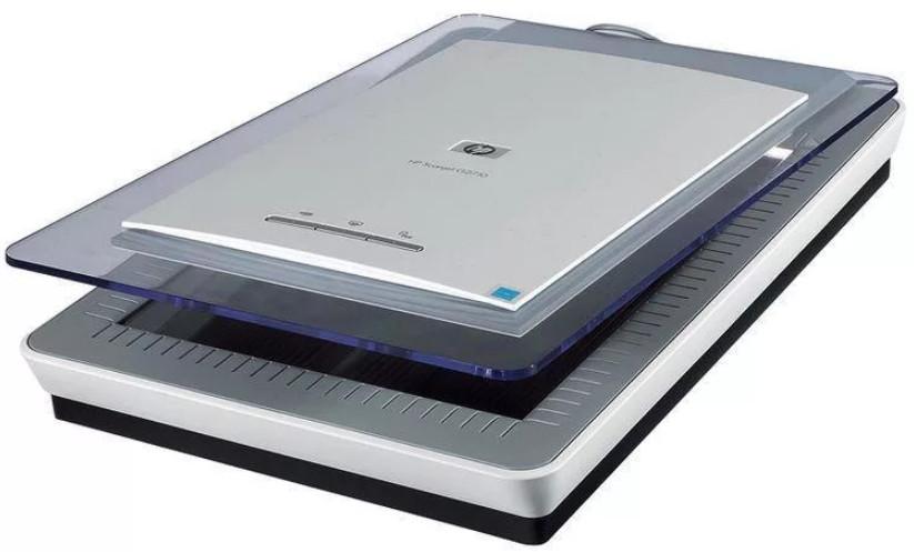 HP Scanjet G2710