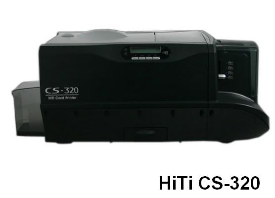 HiTi CS-3xx Series Card Printer Drivers