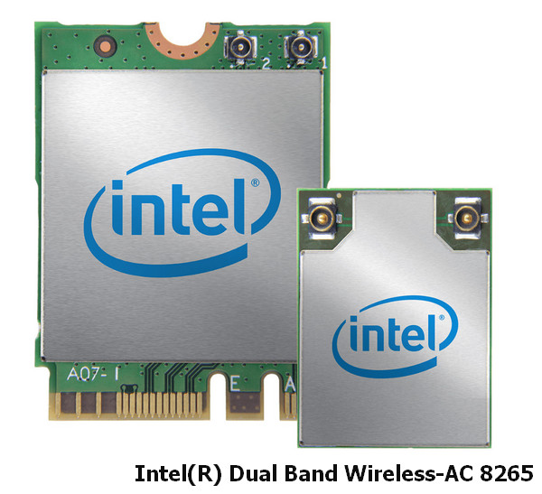 Intel PROSet/Wireless WiFi Drivers