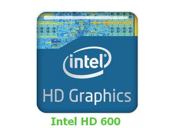 Intel HD 600 Graphics RS1 Driver