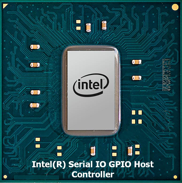 Intel(R) Serial IO GPIO Host Controller Driver