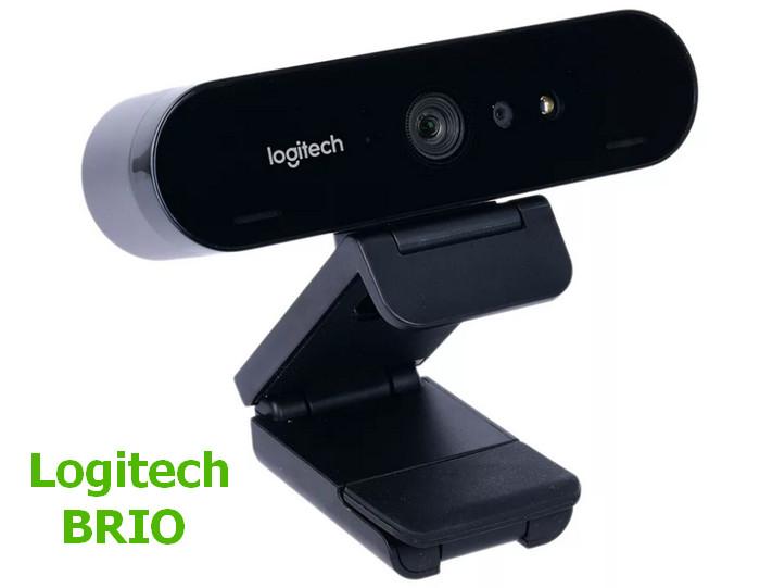 Logitech BRIO/4K STREAM Webcam Driver