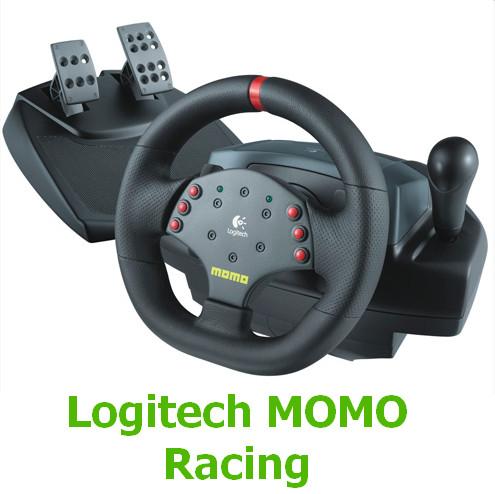 Logitech MOMO Racing Driver