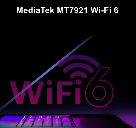 MediaTek MT7921 Wi-Fi 6/6E Wireless LAN Drivers