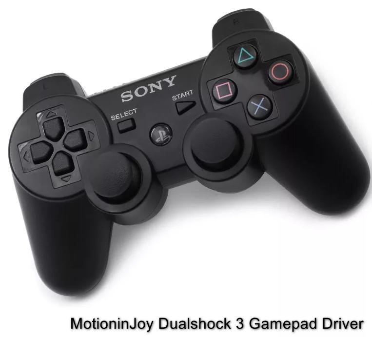 MotioninJoy Dualshock 3 Gamepad Driver