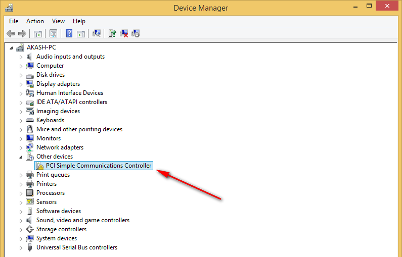 CONTROLLER INTERFACE HECI DRIVER FREE