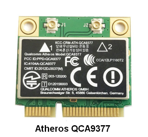Atheros QCA9377 Wireless Network Adapter Driver