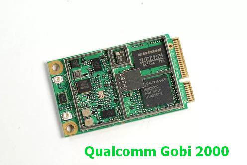 Qualcomm Gobi 2000 Wireless WAN Driver