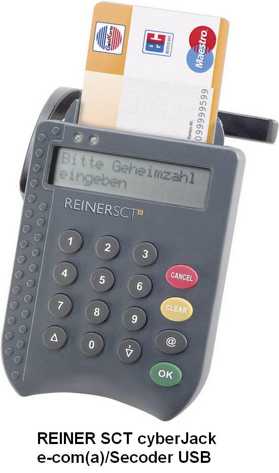 REINER SCT cyberJack pinpad/e-com USB Drivers