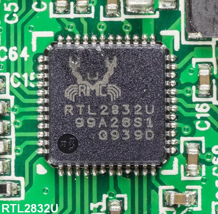 Realtek RTL2832U IRHID Driver