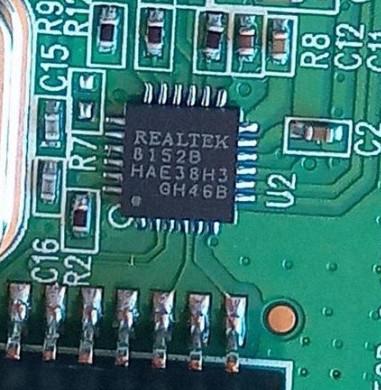 Realtek RTL8152B / RTL8153 USB Lan Drivers
