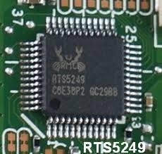 Realtek Card Reader Drivers RTS5227 / RTS5249 / RTL8411B
