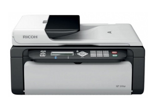 Ricoh Aficio SP 100SF