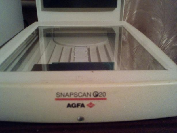 AGFA SnapScan Touch Scanner Drivers